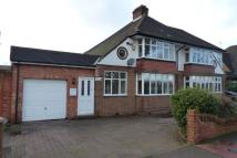 semi detached house in Hayes Lane, Hayes, BR2