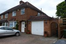 semi detached property in Kechill Gardens, Hayes...