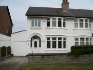 3 bed semi detached home to rent in Conville Boulevard...