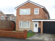 Nantwich Road Detached house to rent