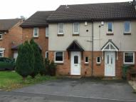 Terraced house in Cranswick Close...