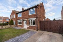3 bedroom semi detached house in Gainford Road, Billingham