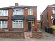 3 bed semi detached house in Southwell Road, Linthorpe