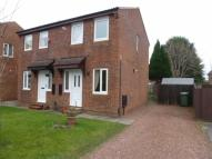 2 bedroom semi detached home to rent in Byron Close, Billingham