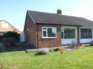 Medbourne Gardens Semi-Detached Bungalow to rent