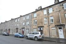 Flat for sale in Wallace Street...