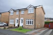 3 bedroom semi detached house in Strathleven Drive...