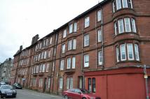 Flat in Station Road, Dumbarton...