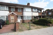 Terraced home in George V Way, Perivale...