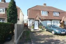 Bennetts Avenue semi detached property for sale