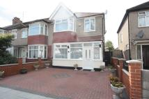 semi detached home in Tavistock Avenue...