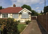 2 bed Bungalow to rent in Dukes Avenue, Northolt