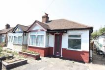 2 bed Semi-Detached Bungalow in Oakfield Gardens...