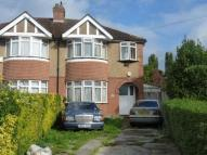 3 bedroom semi detached home for sale in Devon Close, Greenford