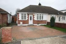 Semi-Detached Bungalow in Norwood Gardens, Hayes