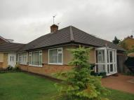 Semi-Detached Bungalow in Watford