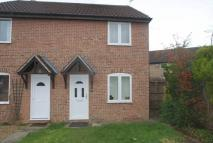 End of Terrace home in Spiers Way, Diss