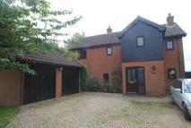 Detached home in Vicarage Road, Wingfield...