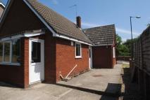 Detached Bungalow in Croft Lane, Diss