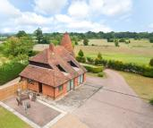 Detached property for sale in Staplehurst, Kent