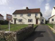 3 bedroom semi detached house for sale in Knockdown Road, Sherston...
