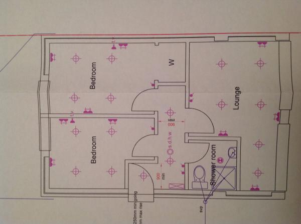 Plan of Annexe