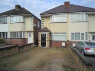 2 bedroom semi detached property to rent in Castle Lane, Solihull