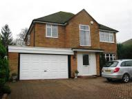 Detached home to rent in Woodlea Drive, Solihull...