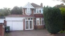 property to rent in Wells Road, Solihull, West Midlands
