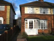 3 bed semi detached property to rent in Olton Boulevard East...