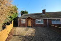 Terraced Bungalow for sale in Jenyns Close, Bottisham