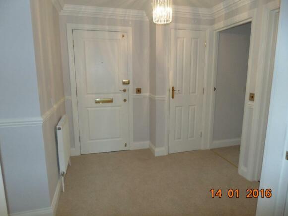 The Grange - Hallway