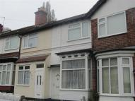 3 bed home to rent in Doidge Road, BIRMINGHAM