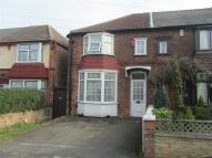 3 bed house to rent in Low Wood Road, Erdington...