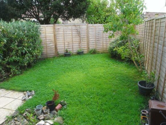 Garden - new