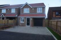 4 bedroom new property in Cullum Close...