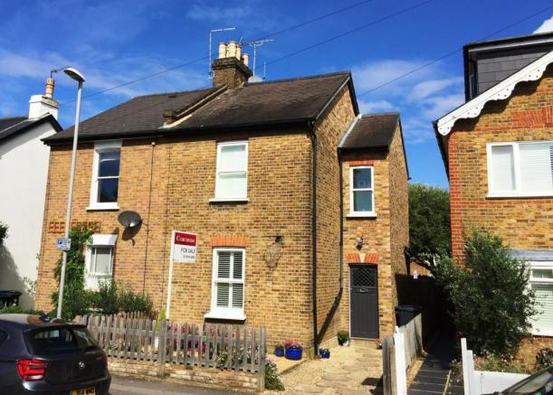 3 bedroom semi detached house for sale in kingston upon thames kt1
