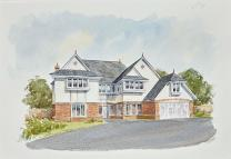 7 bedroom new house in Alderbrook Road...
