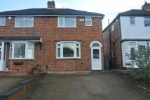 2 bedroom semi detached property for sale in Berryfield Road...