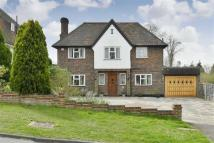 Detached property in Tudor Close, Banstead...