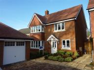 new house in Grayling Close...