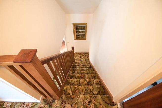 Stairwell from Upper