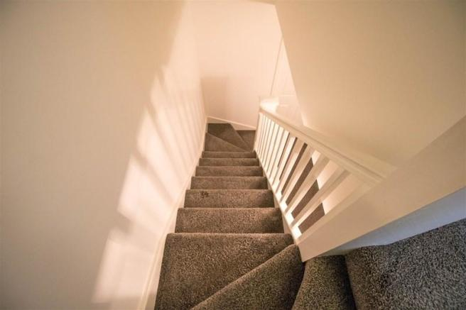 Stairwell to 2...
