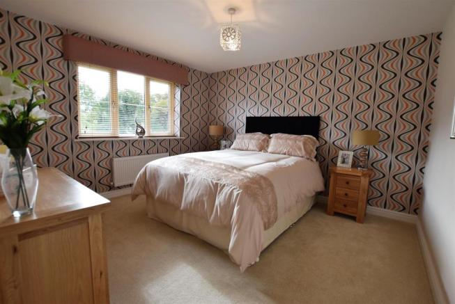 Showhome - Bedroom T
