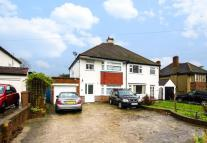 4 bed home in Northey Avenue, Cheam...