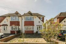 4 bed semi detached home in Lawrence Avenue...