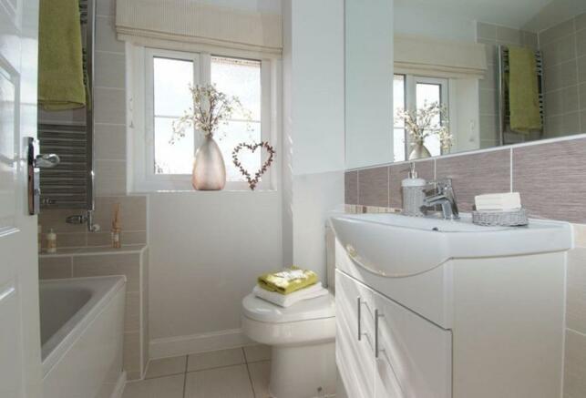 Cheadle bathroom