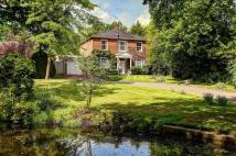 4 bedroom Detached house to rent in Coombe House Chase...