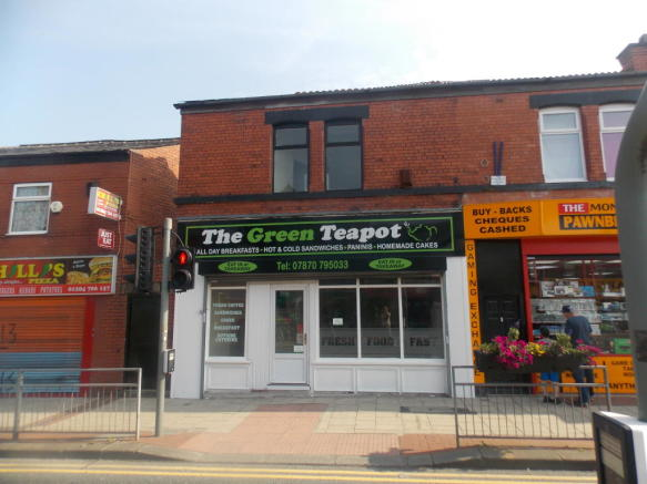 Commercial Property For Sale In Farnworth Bolton