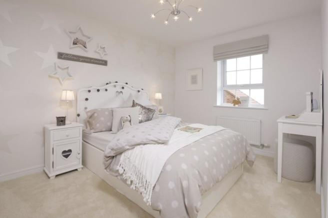 The Millford Show Home